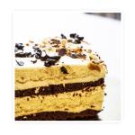 deser Agnieszka – biszkopty śmietankowe , czekoladowe przełożone delikatną warstwą bitą śmietany