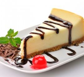 ciasta, serniki, szarlotki, piaskowce, tarty, strucle serowe...